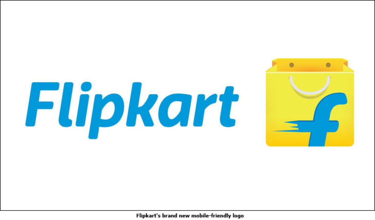 Flipkart gets mobile-ready; unveils new logo and tagline