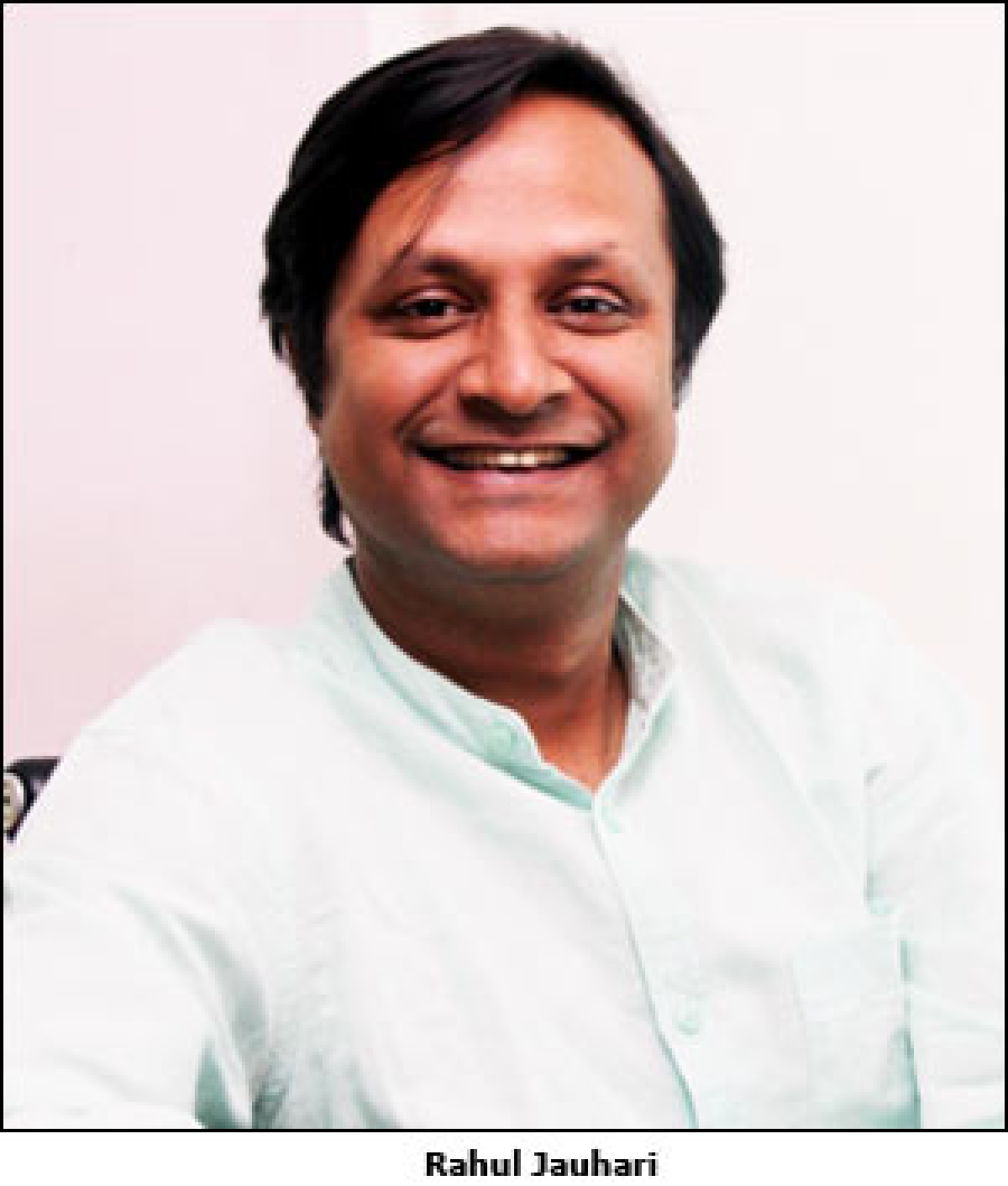 Rahul Jauhari: Always down-to-earth