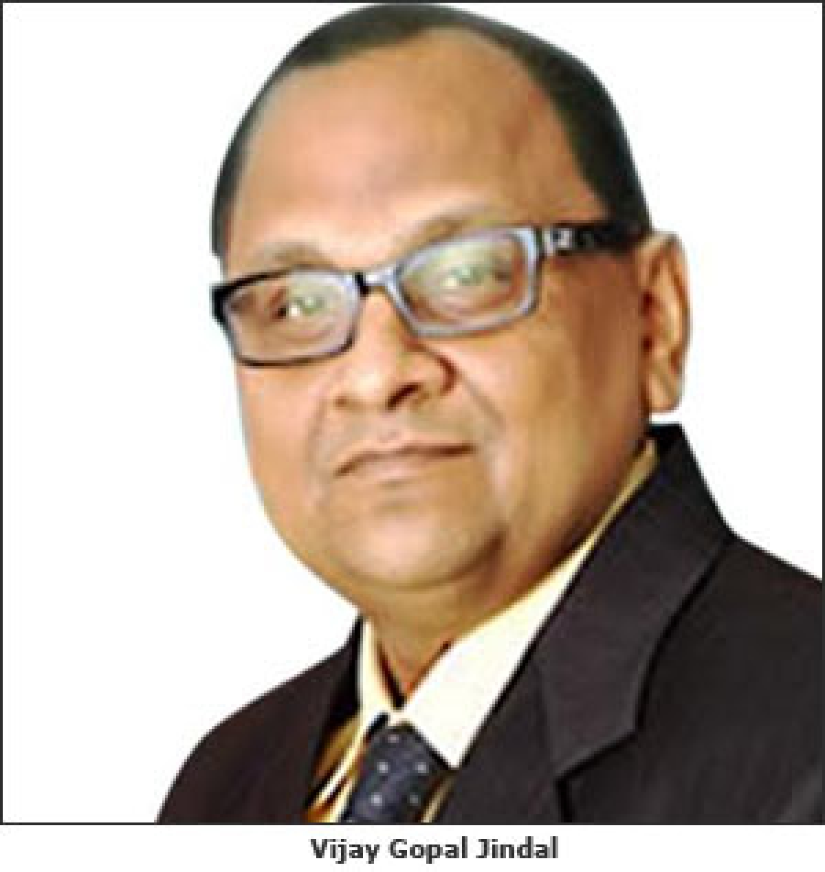 Media veteran Vijay Gopal Jindal joins JSPL