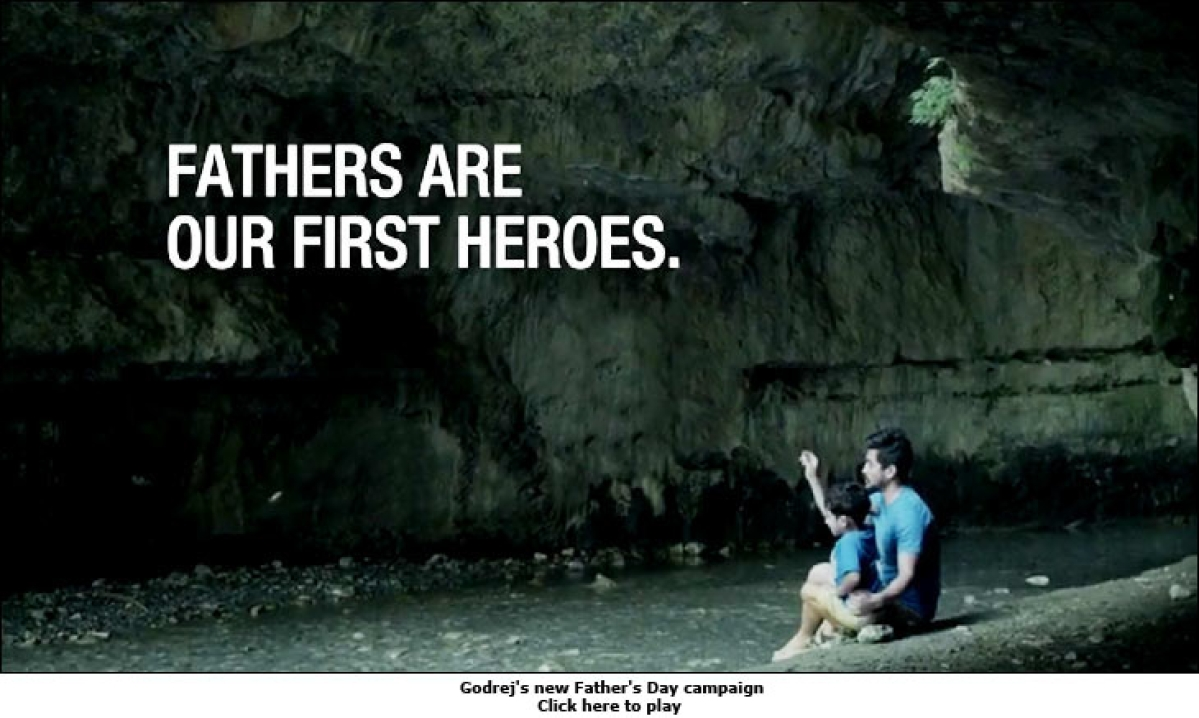 Godrej Expert: A Tribute to Fathers