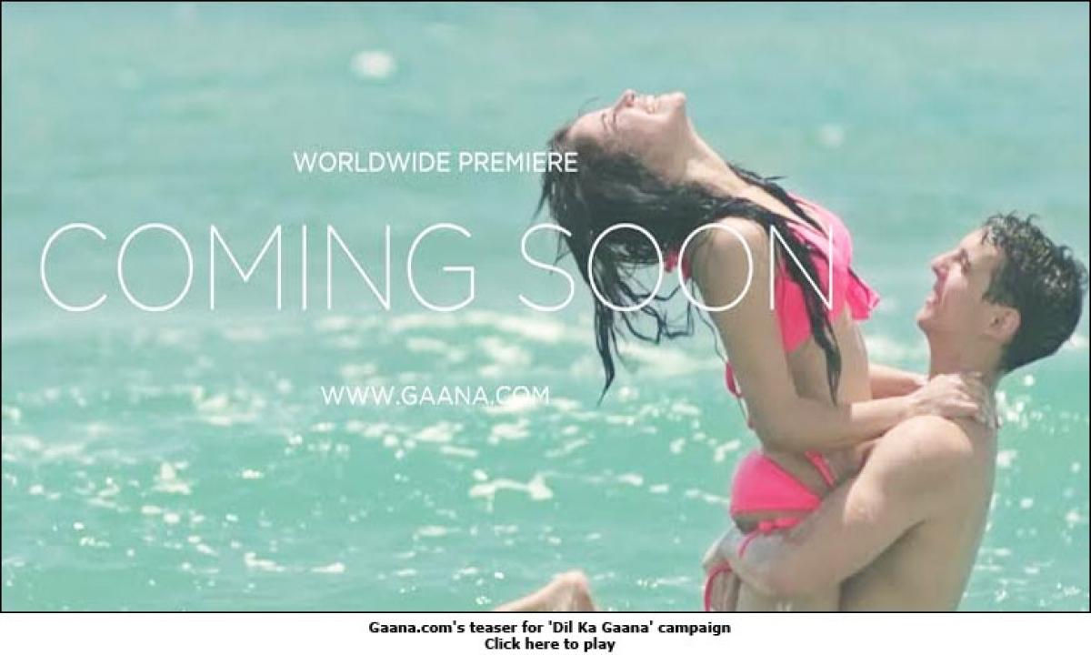Gaana.com: Striking a chord with love