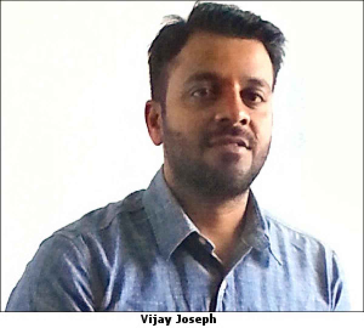 Vijay Joseph appointed senior creative director, DDB Mudra South and East