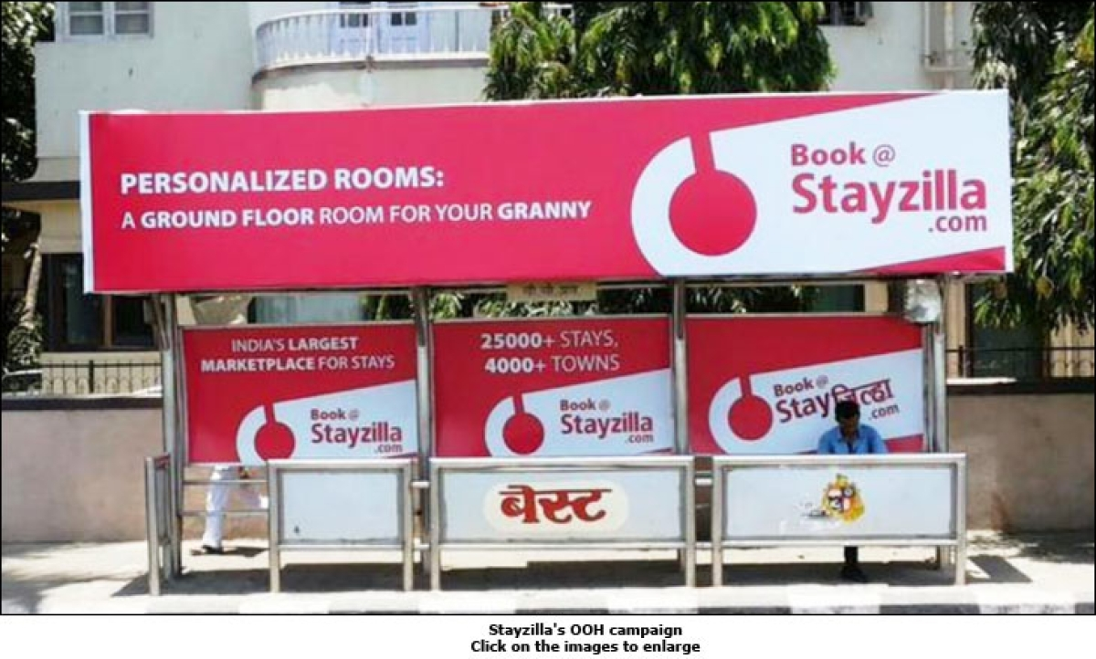 Stayzilla goes outdoor to promote #AaramStay