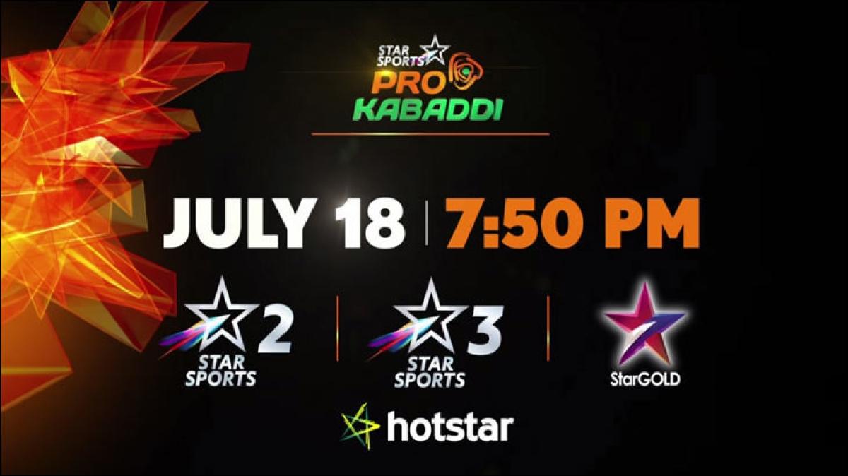 Star's Pro Kabaddi League set to be bigger this season