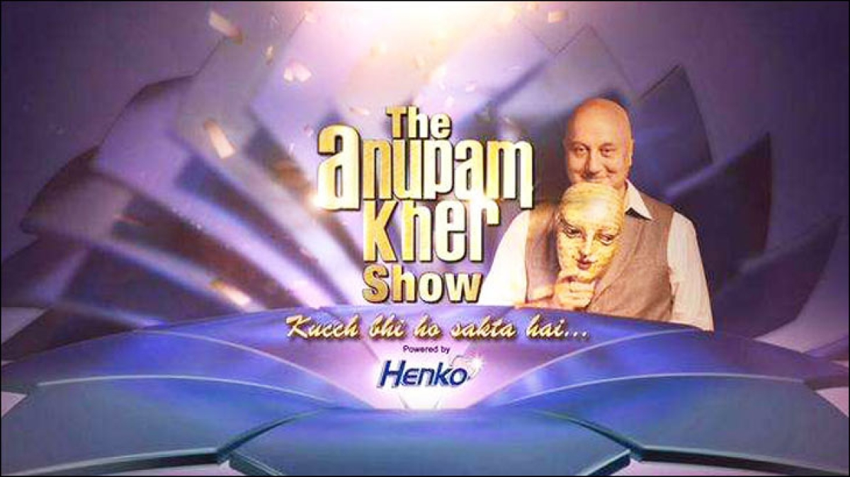 Anupam Kher's show returns on Colors