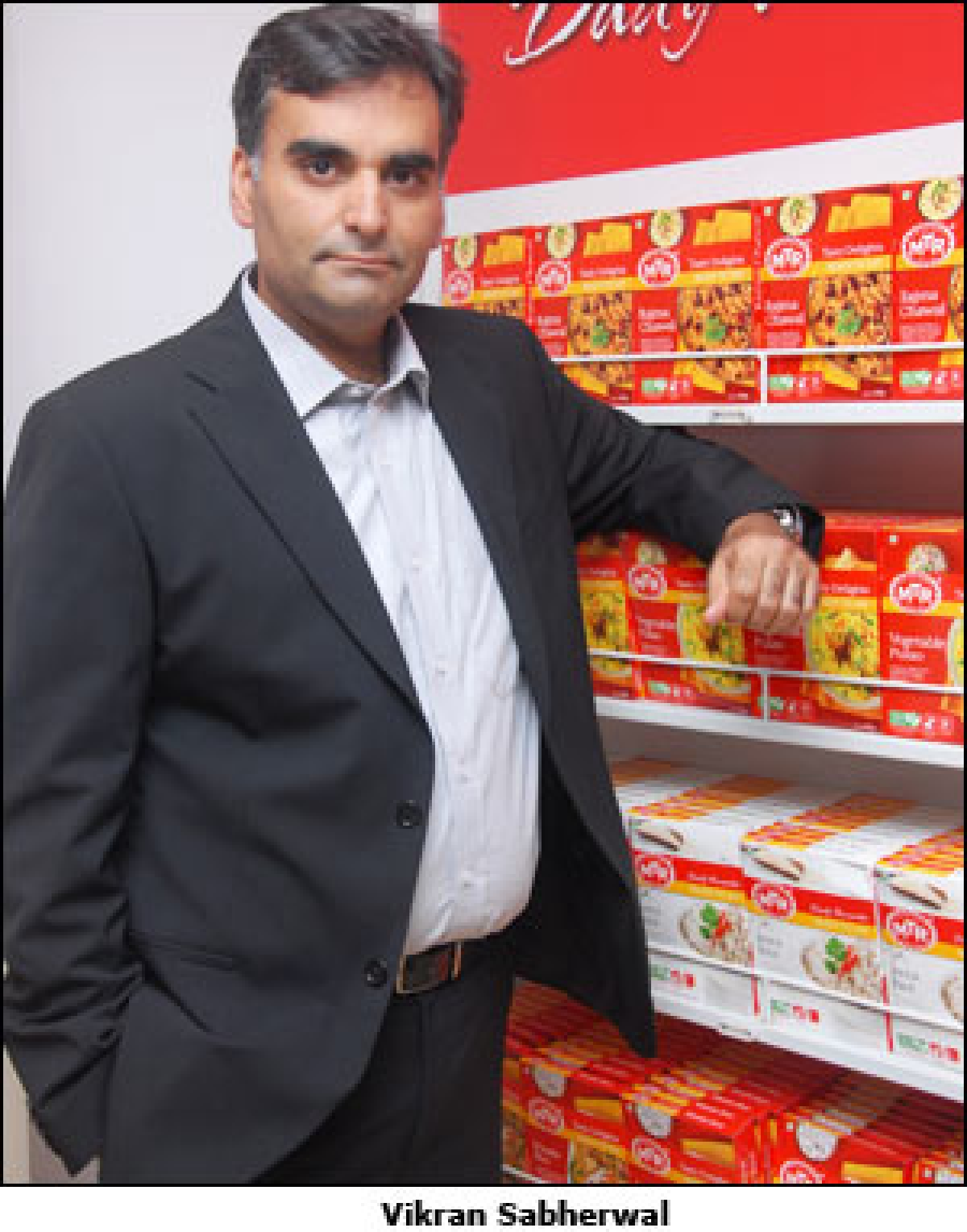 """""""We want to tell consumers how, and when, to use our product"""": Vikran Sabherwal, MTR Foods"""