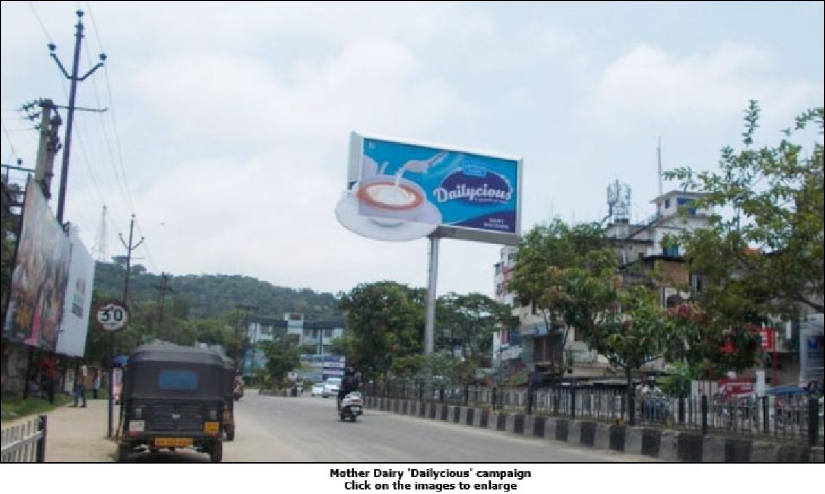 Mother Dairy: A Dailycious Sight
