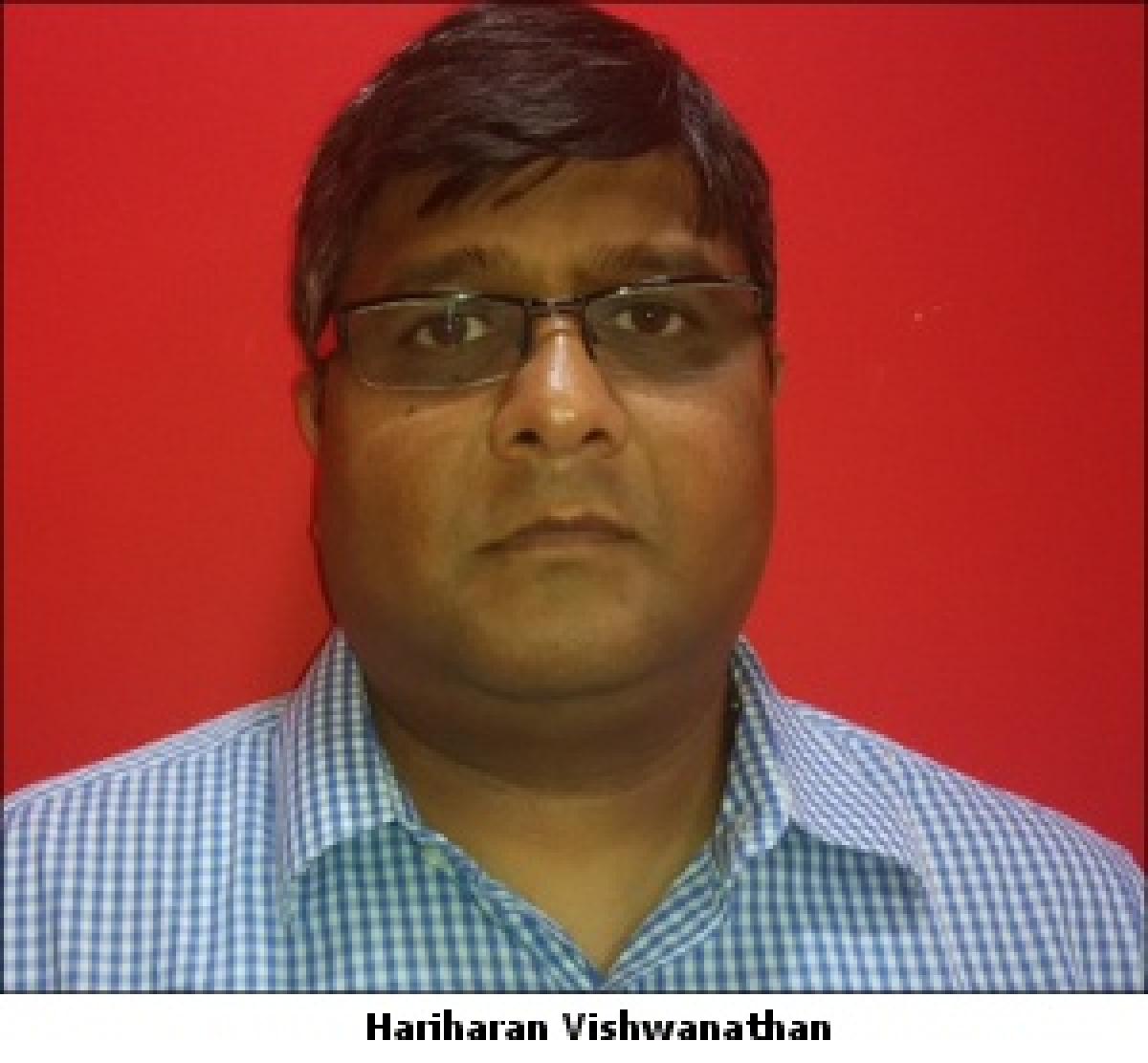 MediaCom appoints Hariharan Vishwanathan as head, South