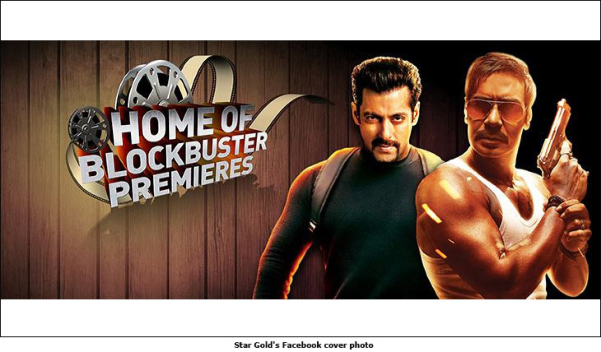 Star Gold lines up Ajay Devgn movies to promote 'Dhrishyam'