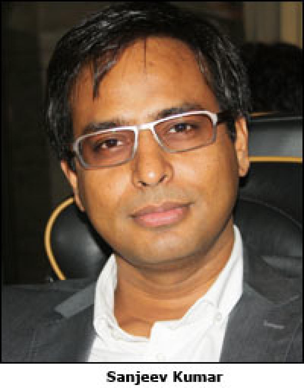 Intex Mobile's Sanjeev Kumar joins Starcom MediaVest Group as AVP