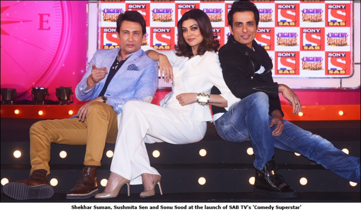 SAB TV to launch 'Comedy Superstar'