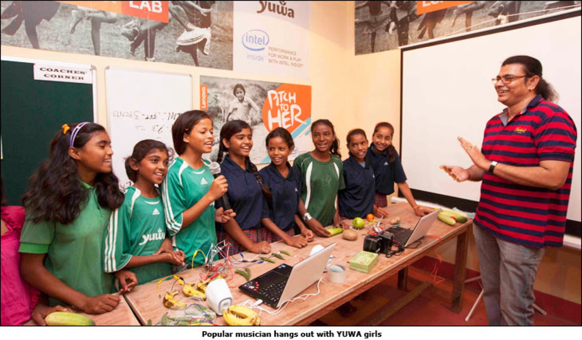 Lenovo calls for a tech pitch to empower Yuwa girls