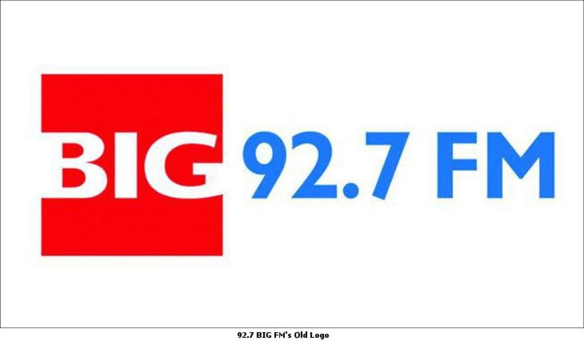 92.7 BIG FM undergoes brand revamp; dons new logo