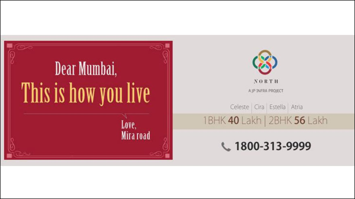 JP Infra: Mira Road shows Mumbai 'how to live'