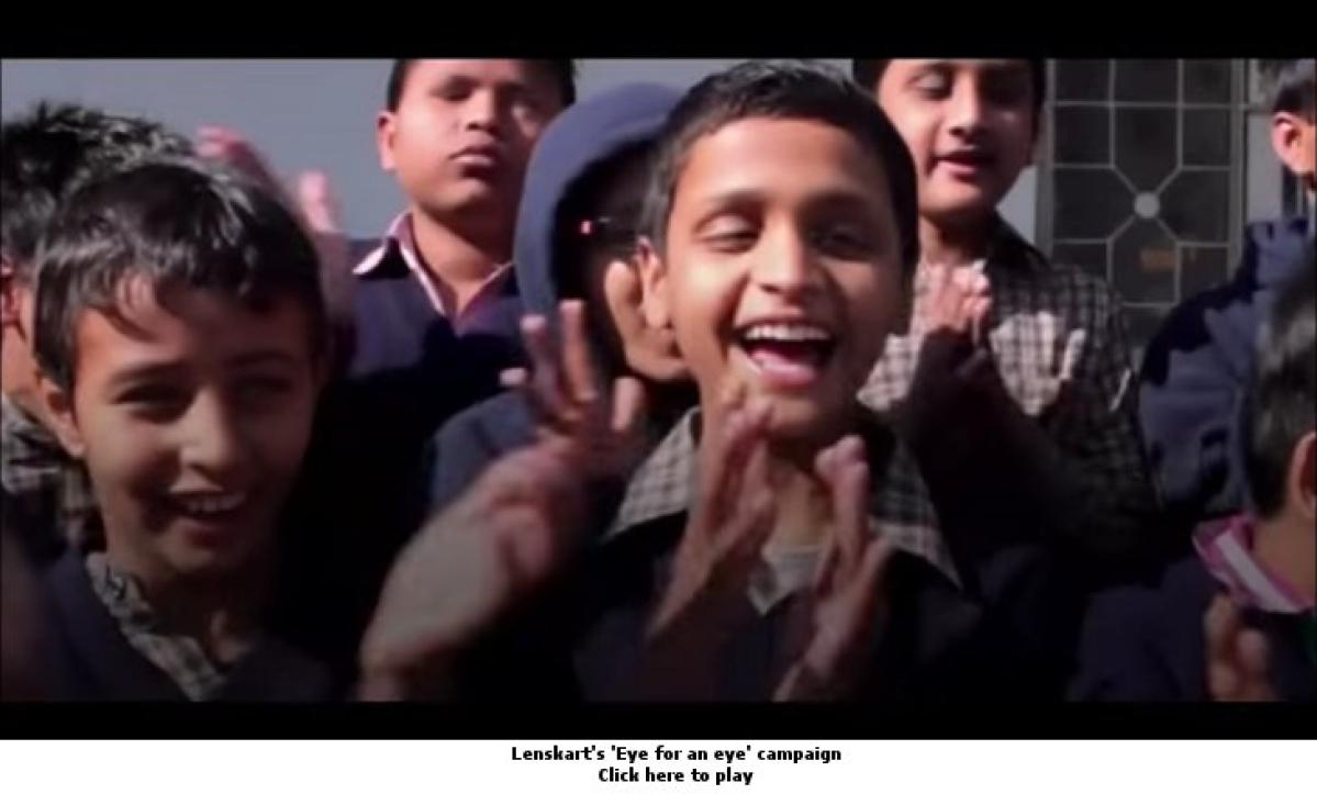 Spikes Asia 2015: Media Shortlists for Lenskart.com, P&G and Salaam Bombay Foundation