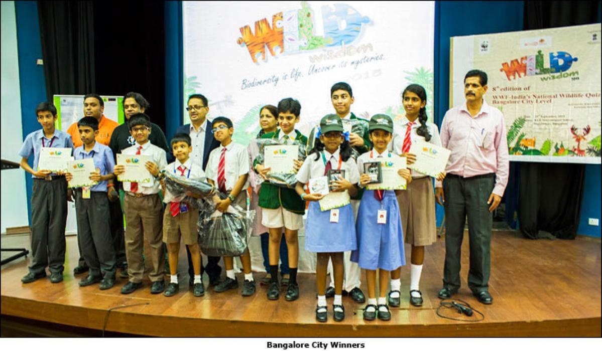 Discovery Kids & WWF-India propagate Wild Wisdom