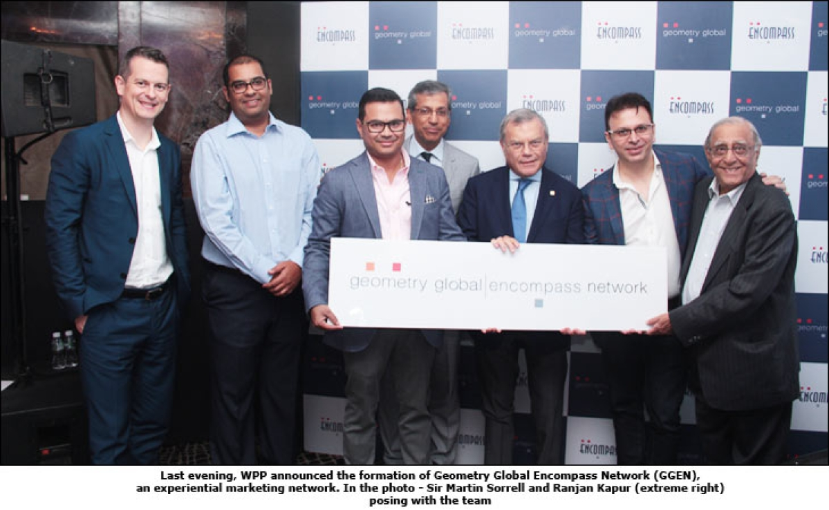 """""""I remain an unabashed bull in India"""": Sir Martin Sorrell, WPP"""