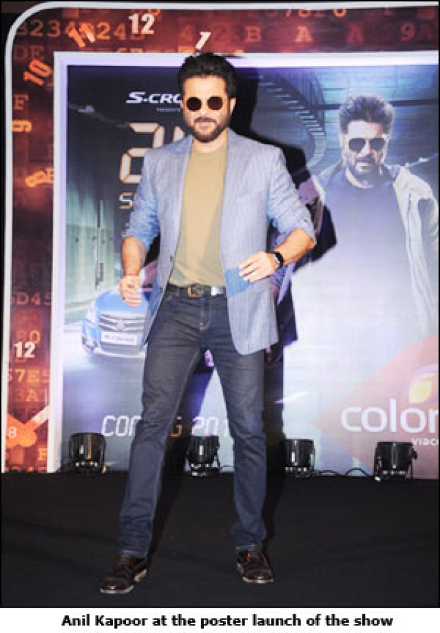 First look of the new season of Anil Kapoor starrer '24&