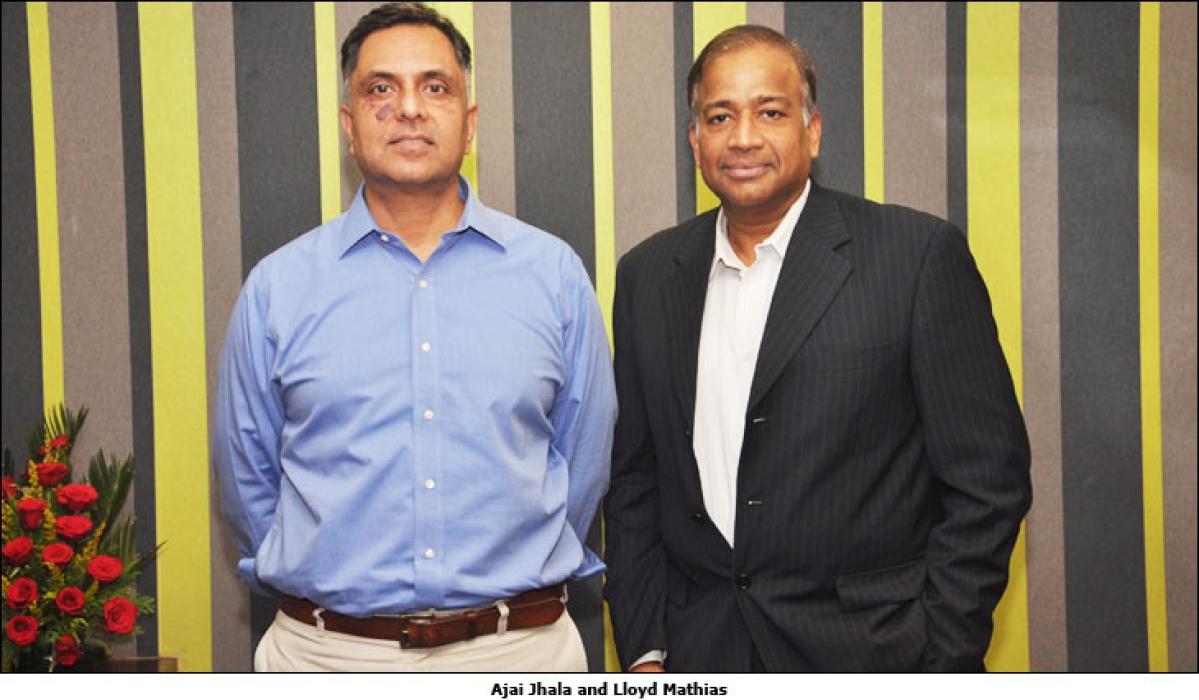 """Mini-metros like Coimbatore, Madurai and Nashik have immense potential"": Hewlett-Packard's Lloyd Mathias on his target markets"