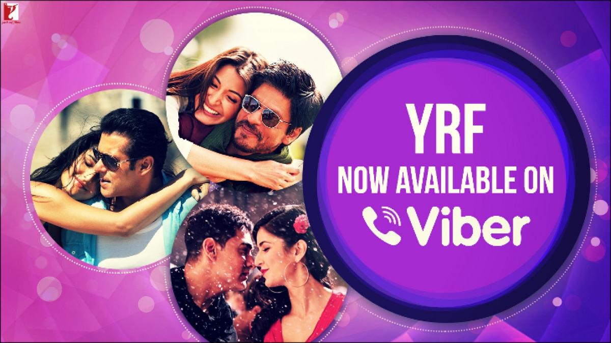 Yash Raj Films taps Millennials through Viber