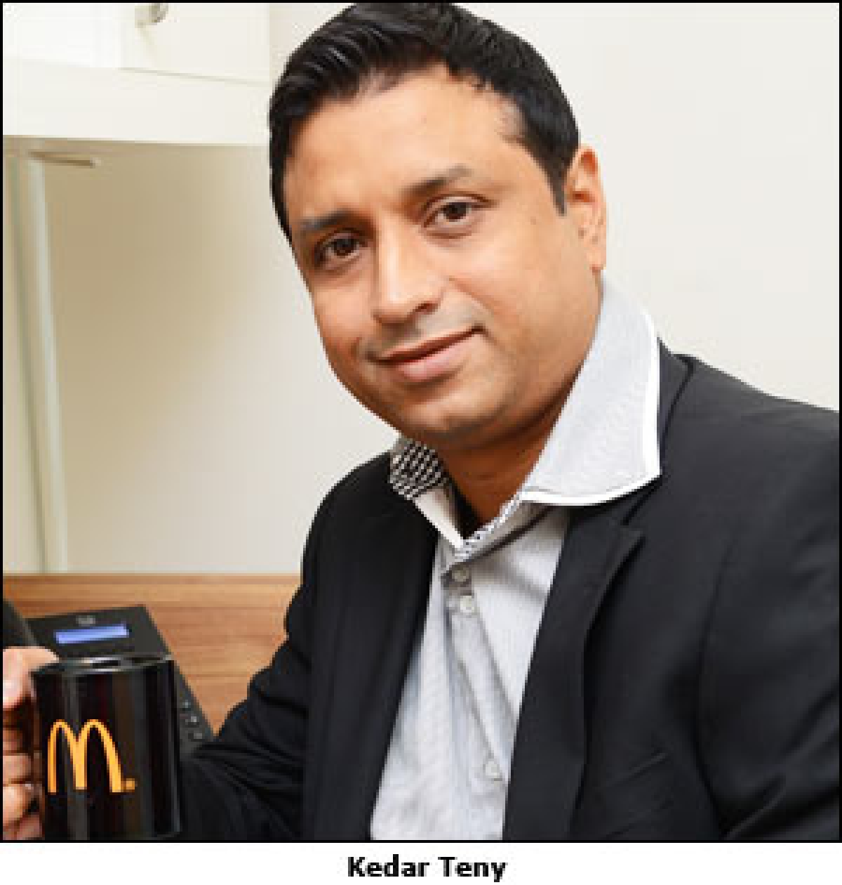 """""""We want to augment the 'spicy' portfolio to attract new customers"""": Kedar Teny, McDonald's, India"""