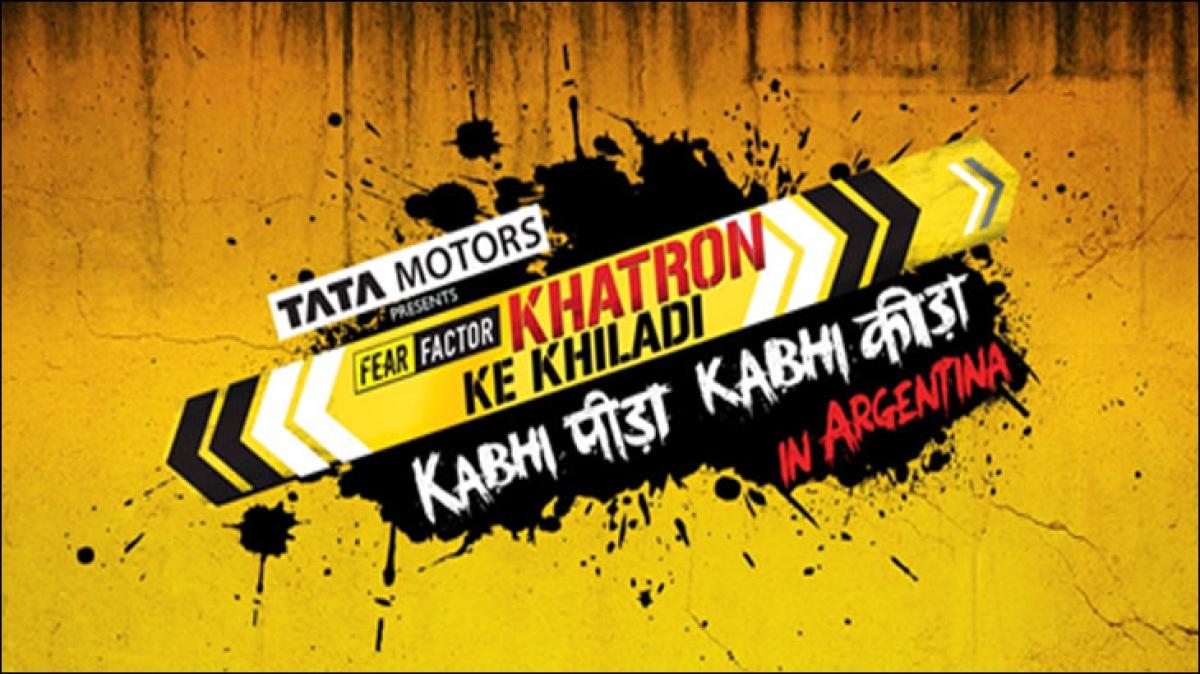 Arjun Kapoor hits the small screen with 'Khatron Ke Khiladi'