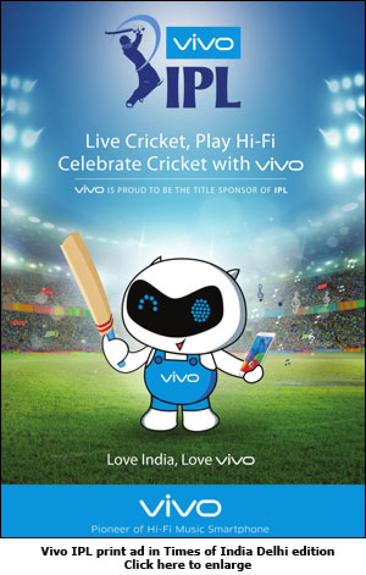Know the new IPL sponsor Vivo