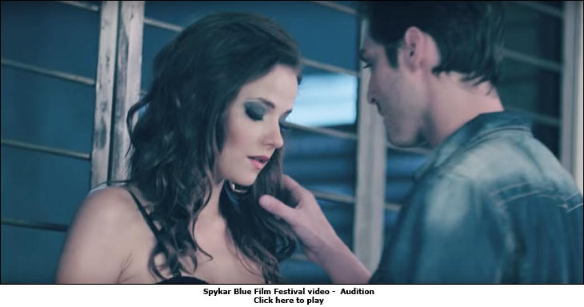 Spykar celebrates India's first blue film festival