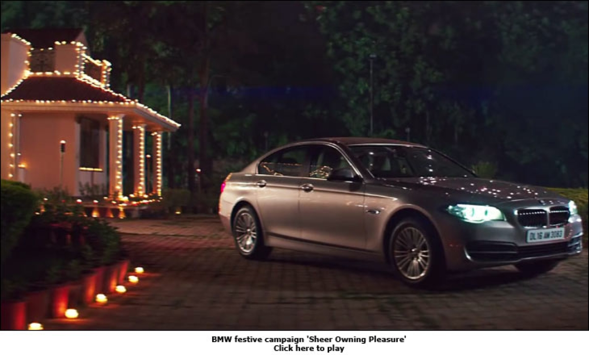 BMW offers affordable luxury this Diwali