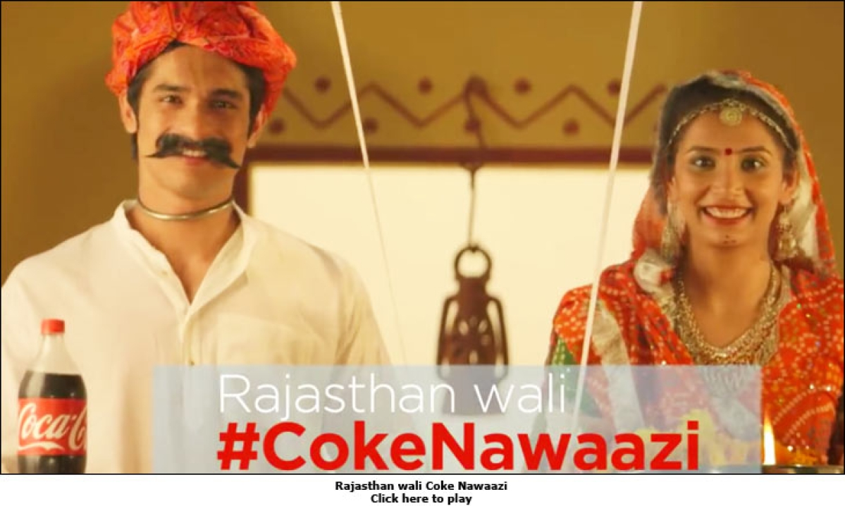 Time for some #CokeNawaazi