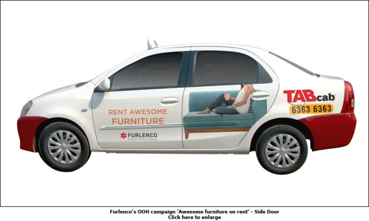 Furlenco rides on Mumbai's TAB cabs