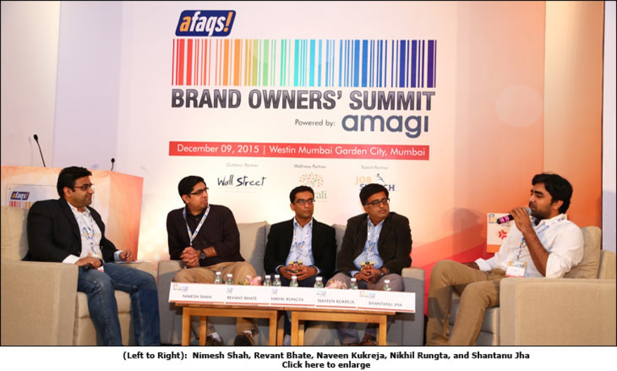 Brand Owners' Summit: On how to build a brand in the start-up world