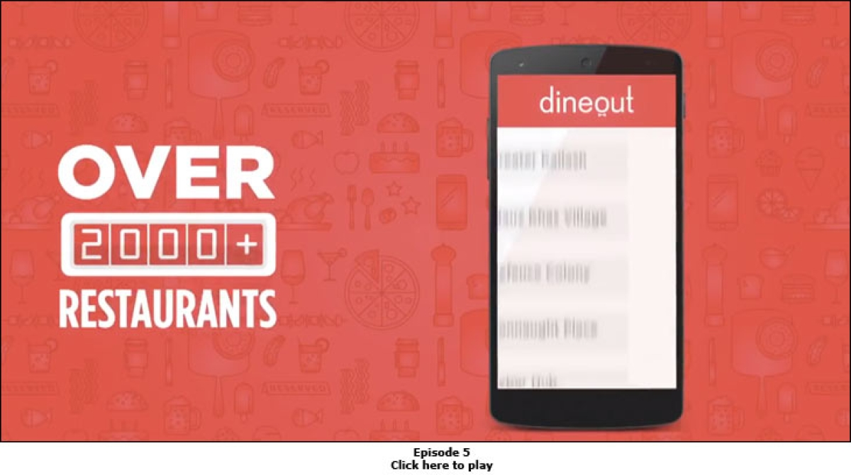 Times Internet's Dineout launches digital campaign