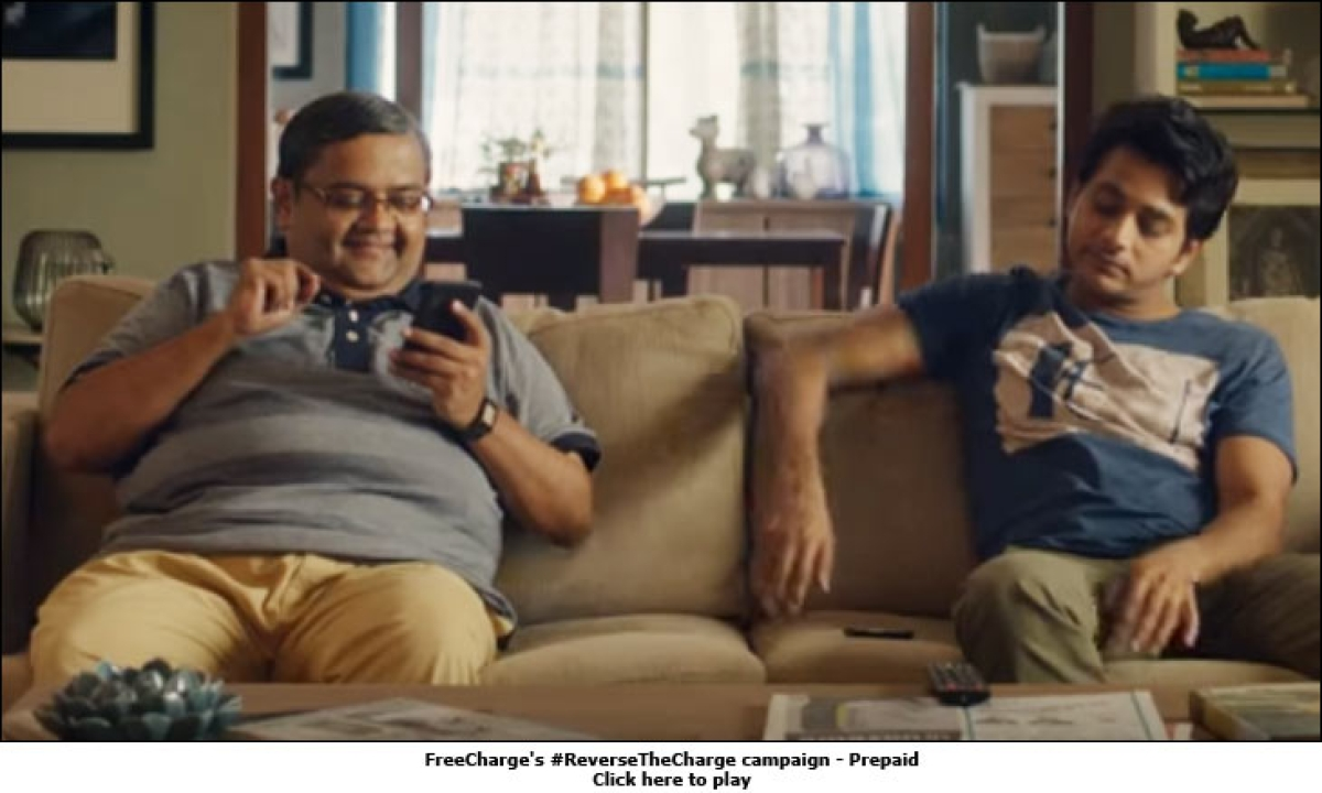 FreeCharge Connects With Digital Natives; Says #ReverseTheCharge