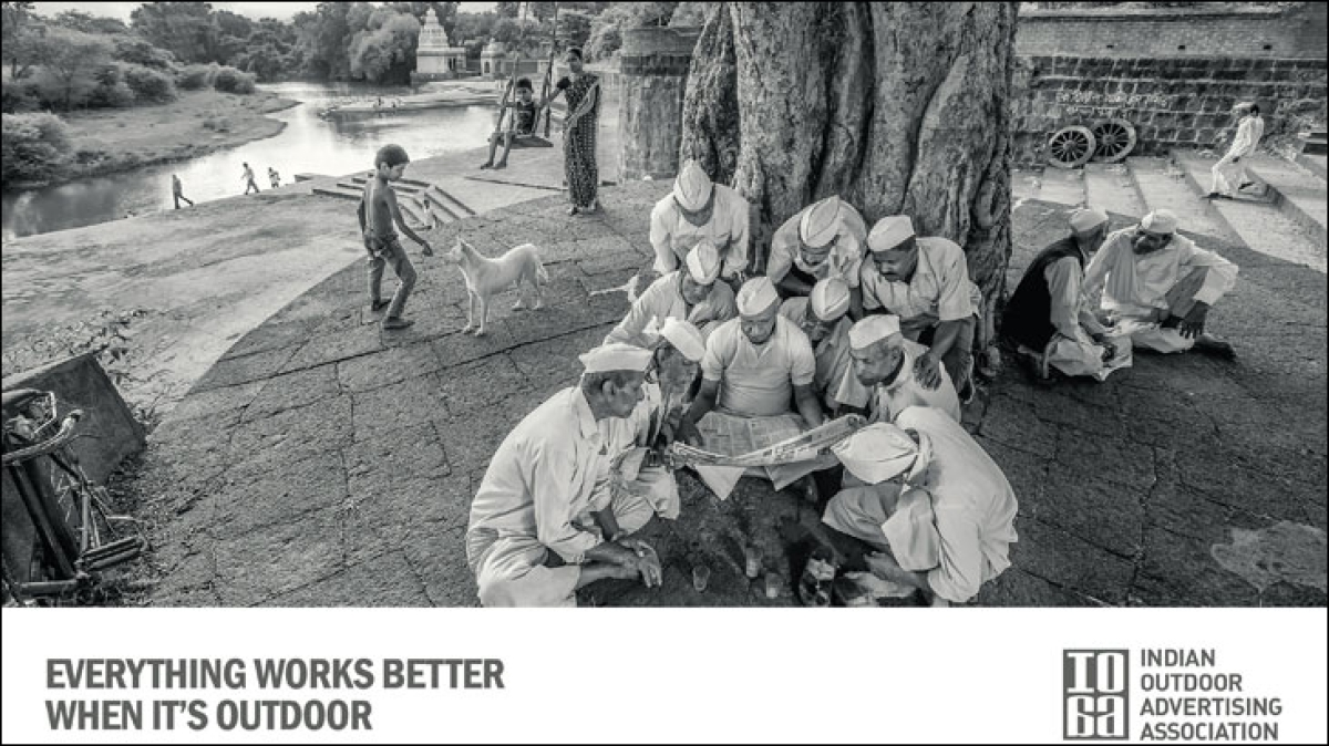 Can Taproot revive the outdoor medium with these ads?