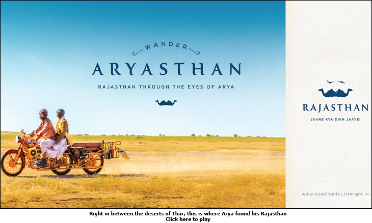 How Ogilvy Turned Rajasthan Into Rohansthan, Nehasthan, Meerasthan, Jennysthan...