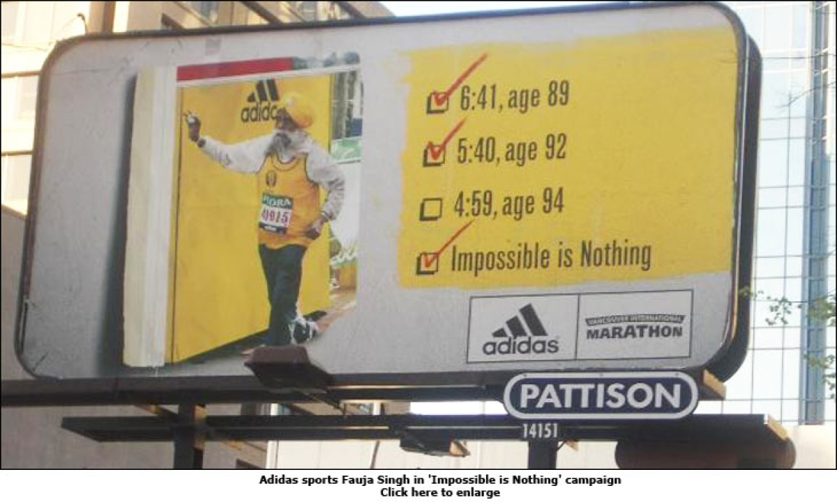 Fauja Singh: adidas, PETA, Nestlé; What Next?