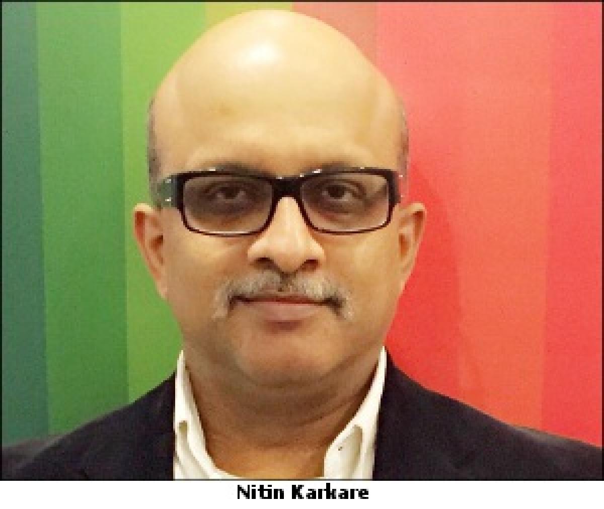 Nitin Karkare is CEO, FCB Ulka