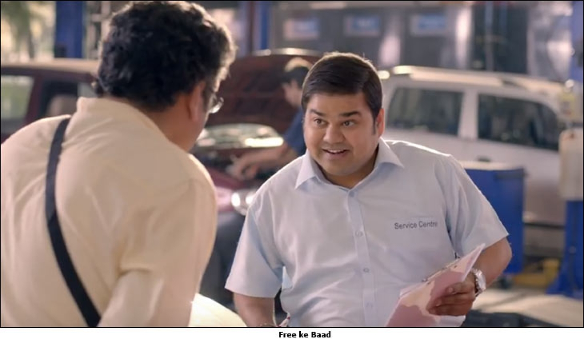 Mahindra First Choice Services launches its first television commercial