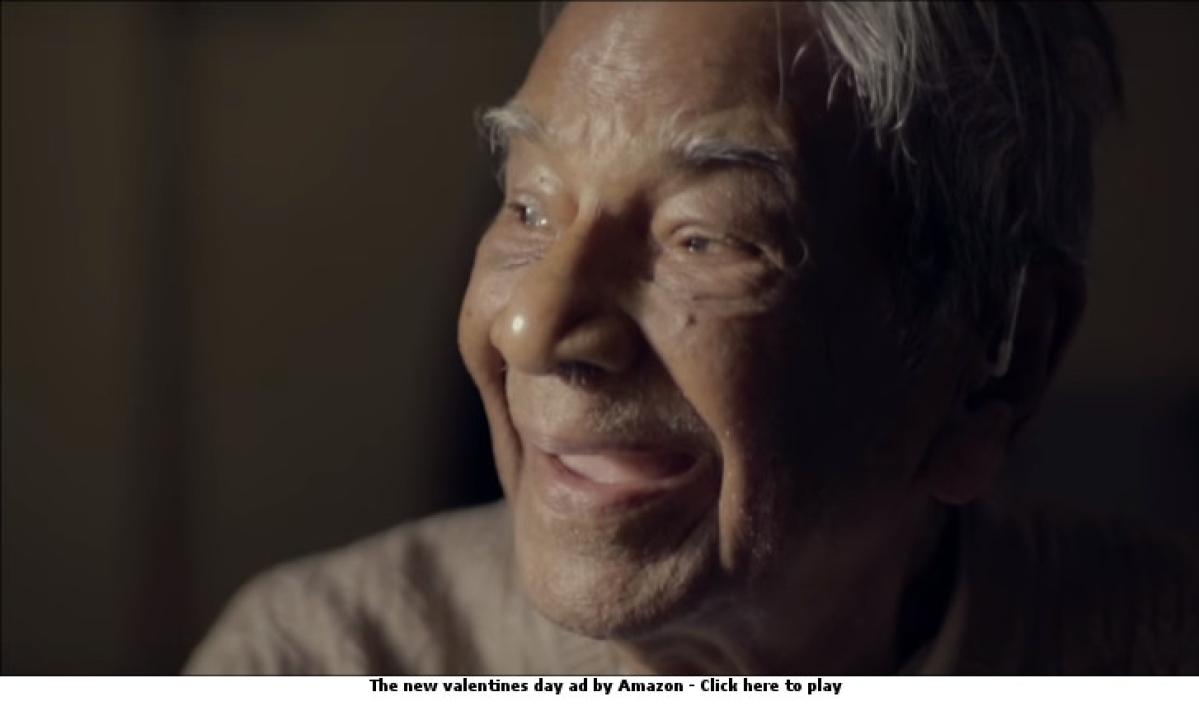 Meet Amazon's 100-Year-Old Valentine