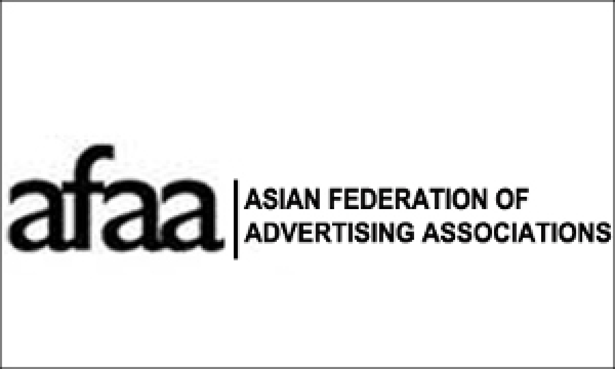 Srinivasan K Swamy appointed as vice-chairman of Asian Federation of Advertising Associations