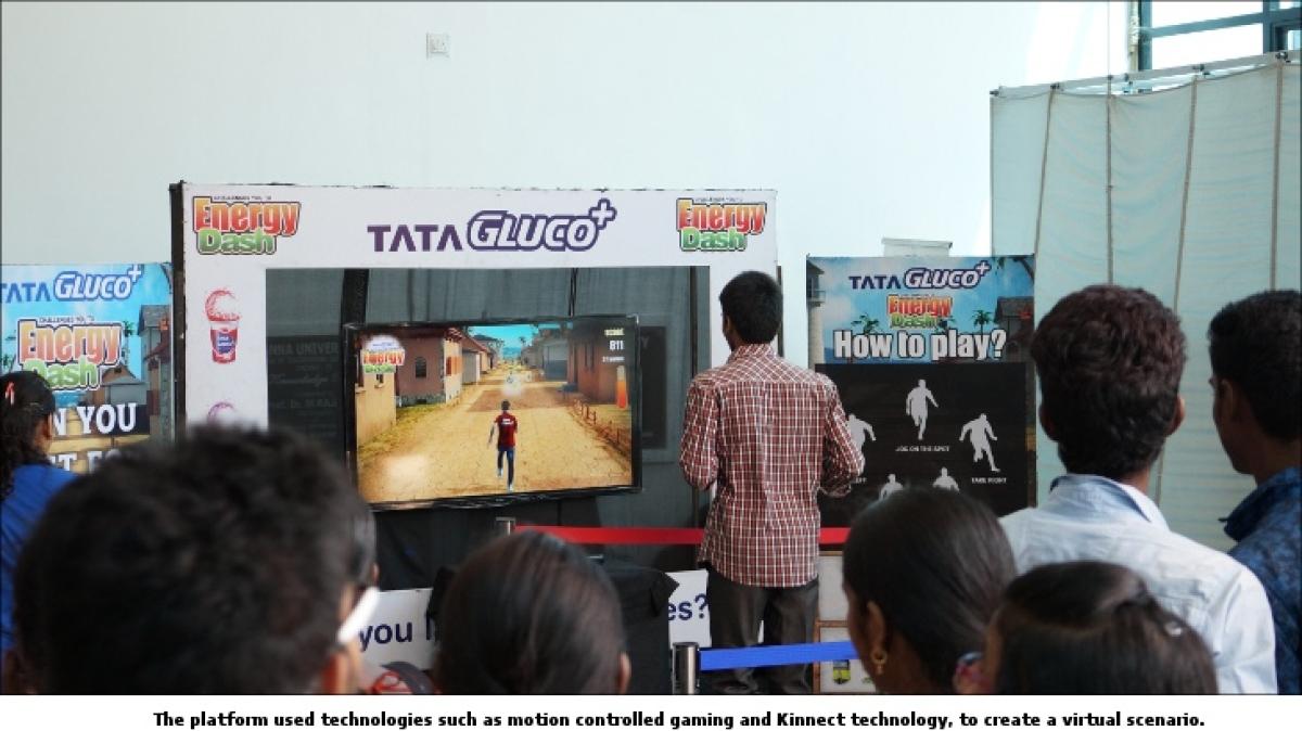 MyCollegeFest executes Tata Gluco Plus campaign at college fests