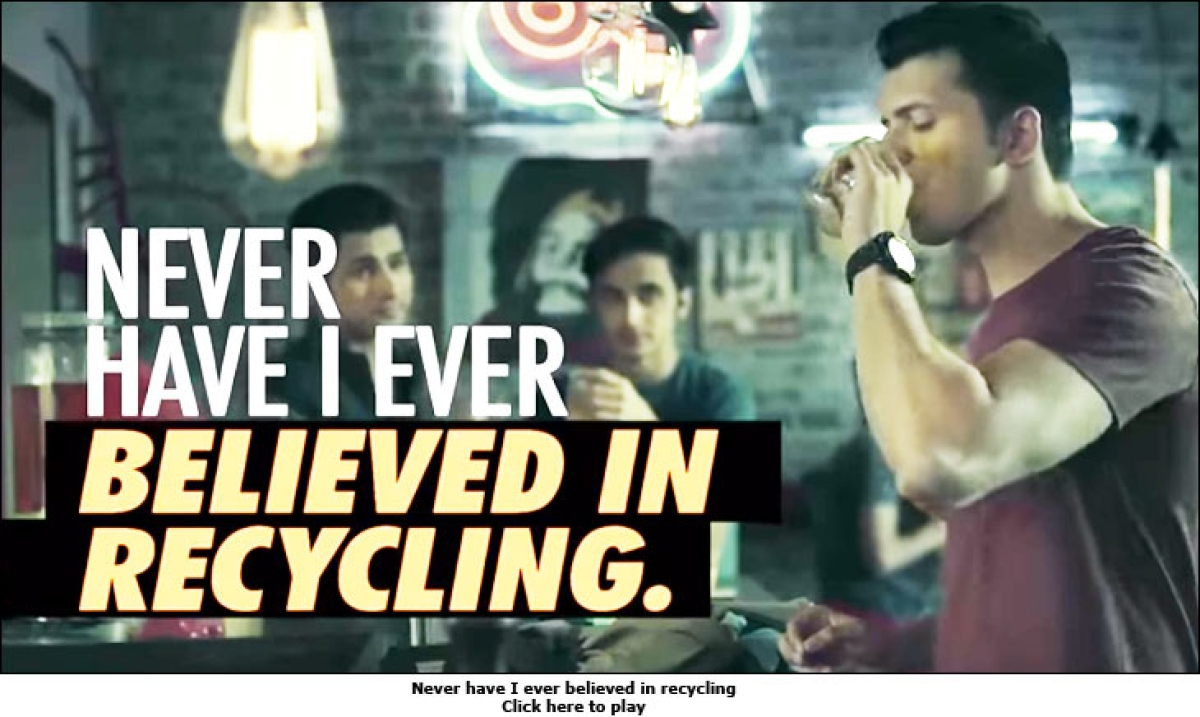 Does Fastrack's latest campaign cut it?