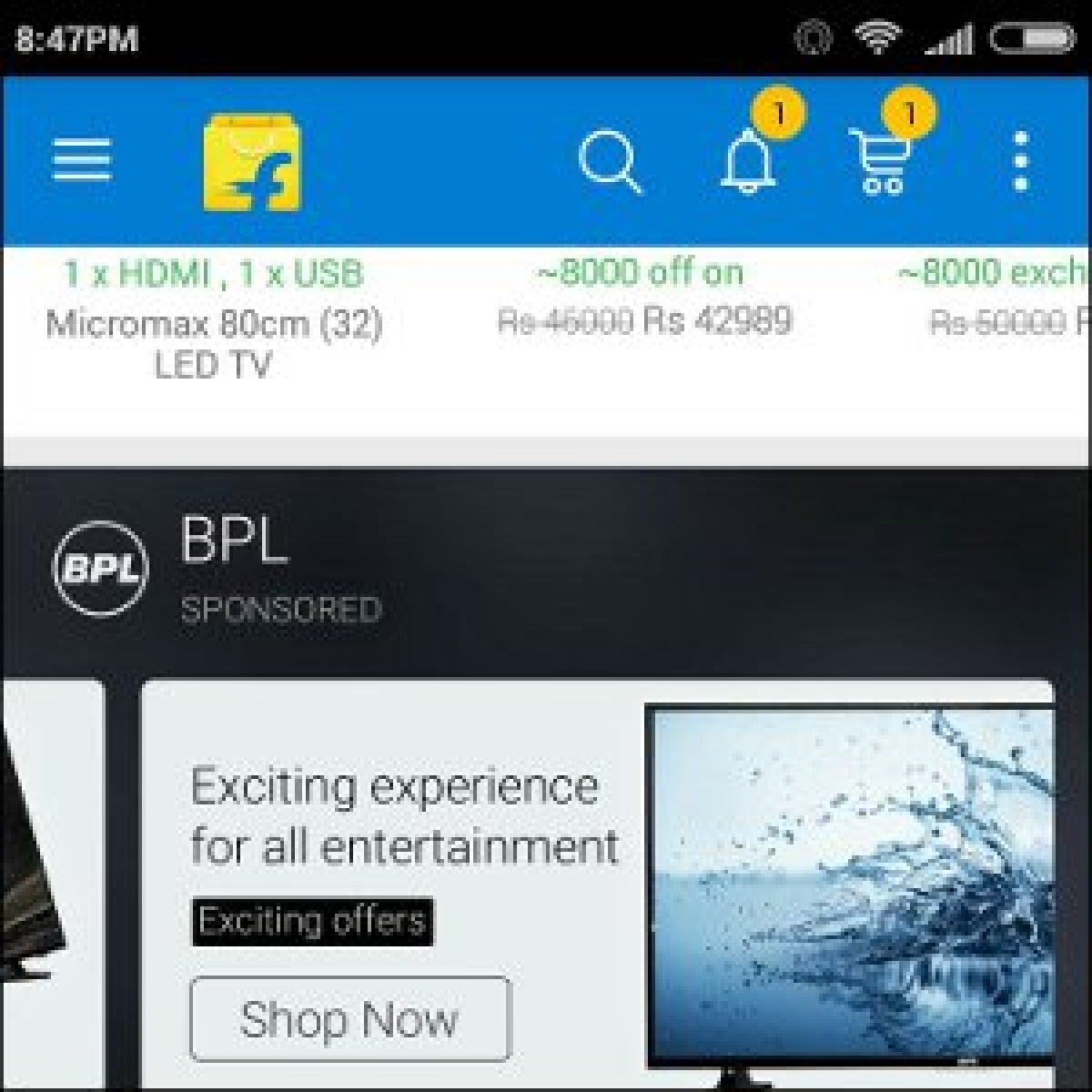 Flipkart's 'Brand Story Ads' goes live