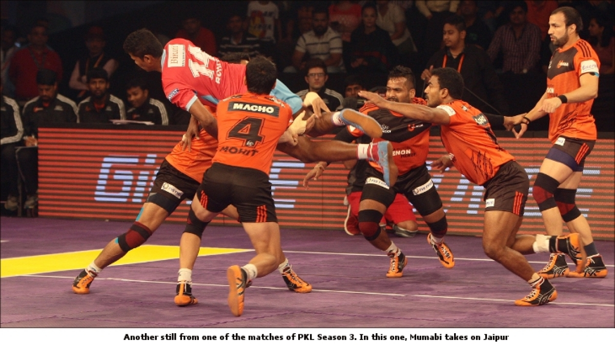 How Star turned Kabaddi into a TRP Jackpot