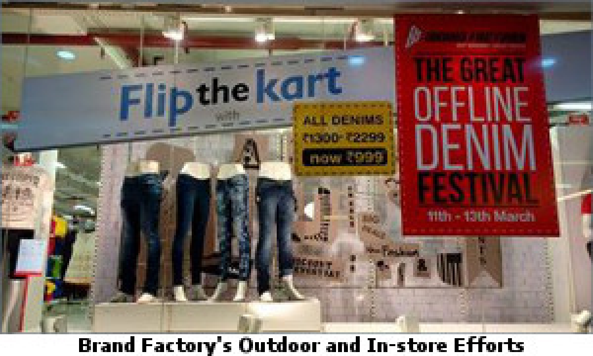 """""""Flip the Kart, Amaz-Off, Snap the Deal"""" Says Future Group's Brand Factory"""