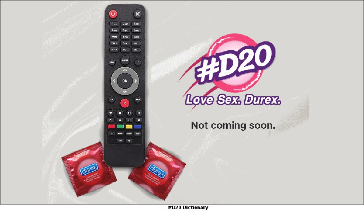 Sex time clashes with cricket time; Durex to the rescue
