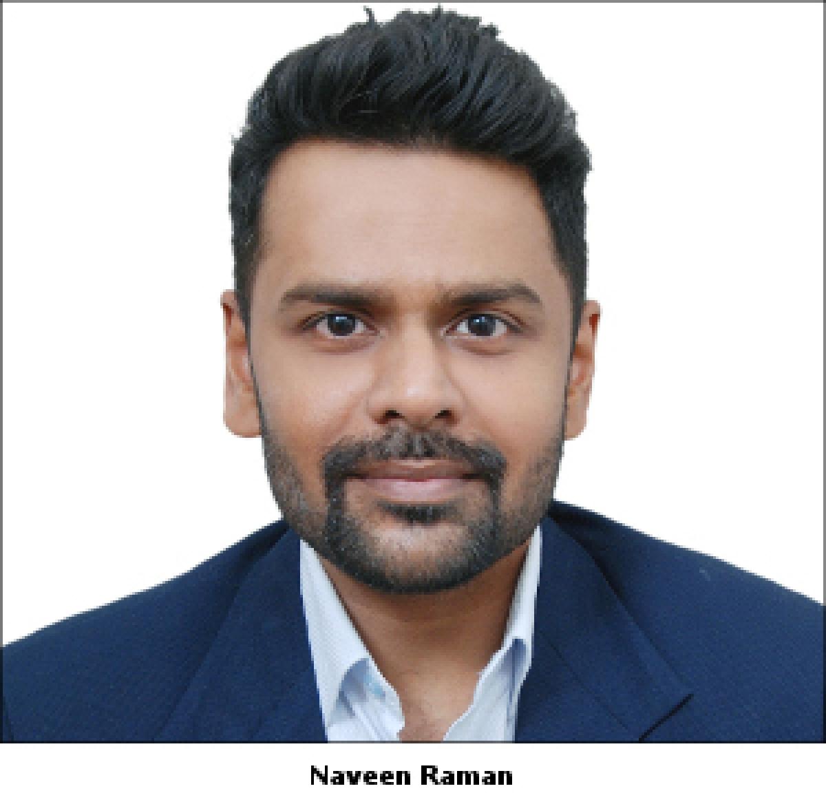 Naveen Raman joins Bates CHI & Partners as senior VP, advertising