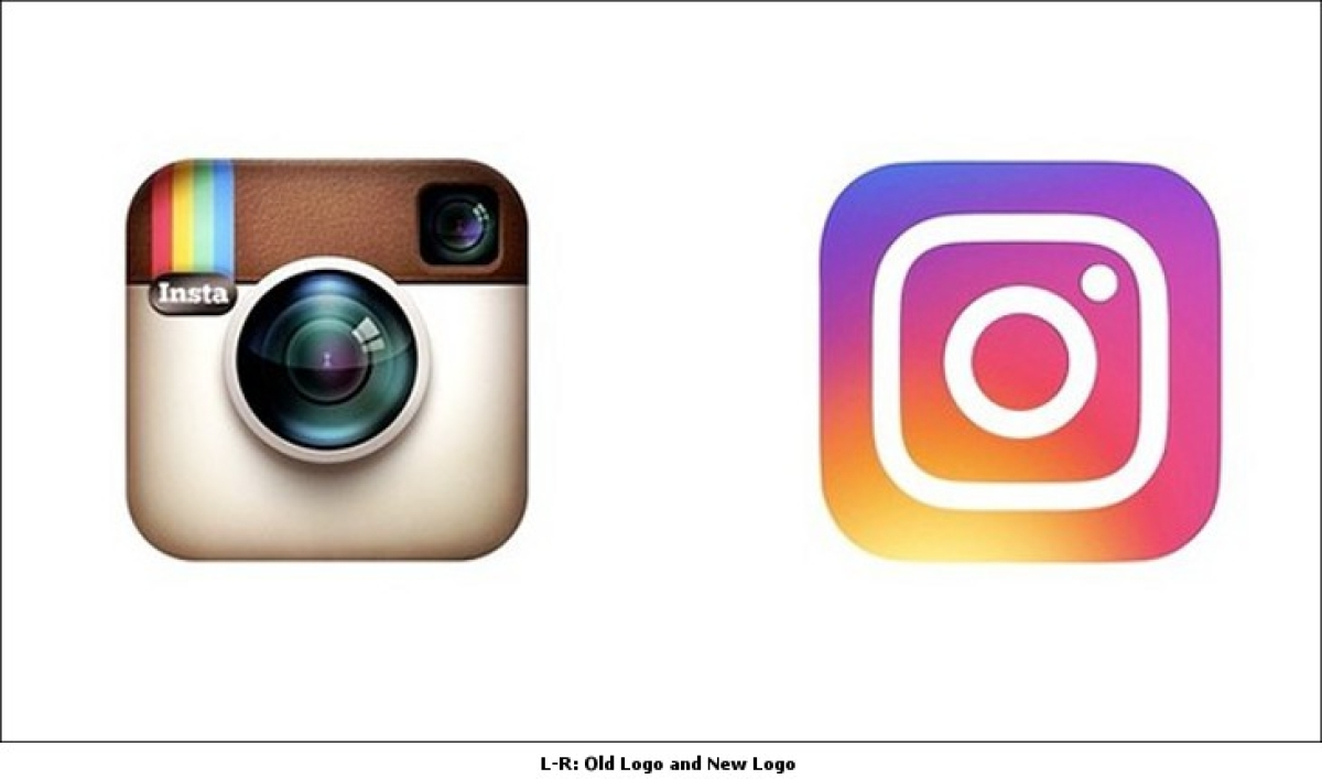 Instagram rolls out new logo