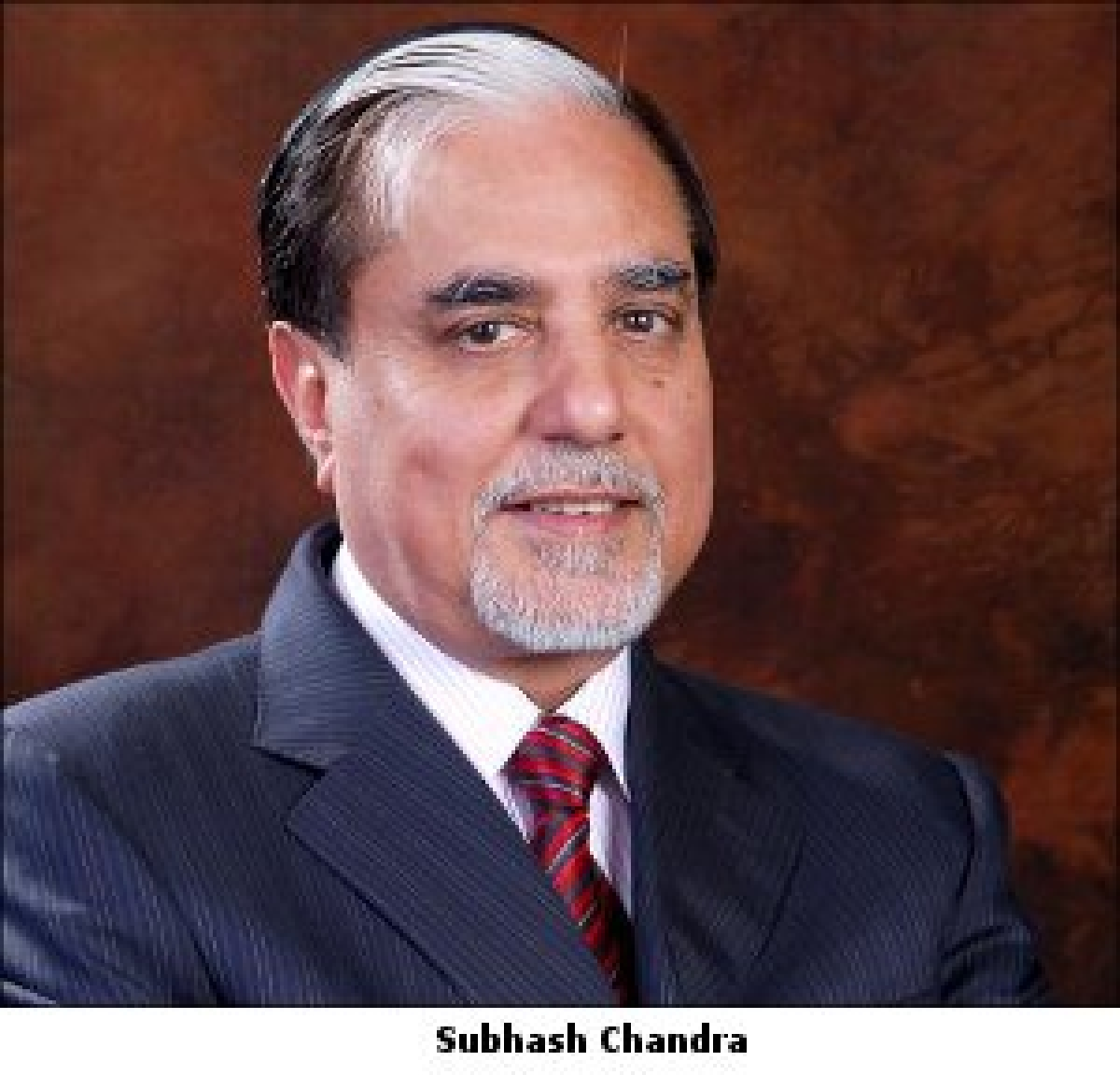 Subhash Chandra steps down as director and non-executive chairman of Zee Media